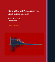 Digital signal processing for audio applications - cover